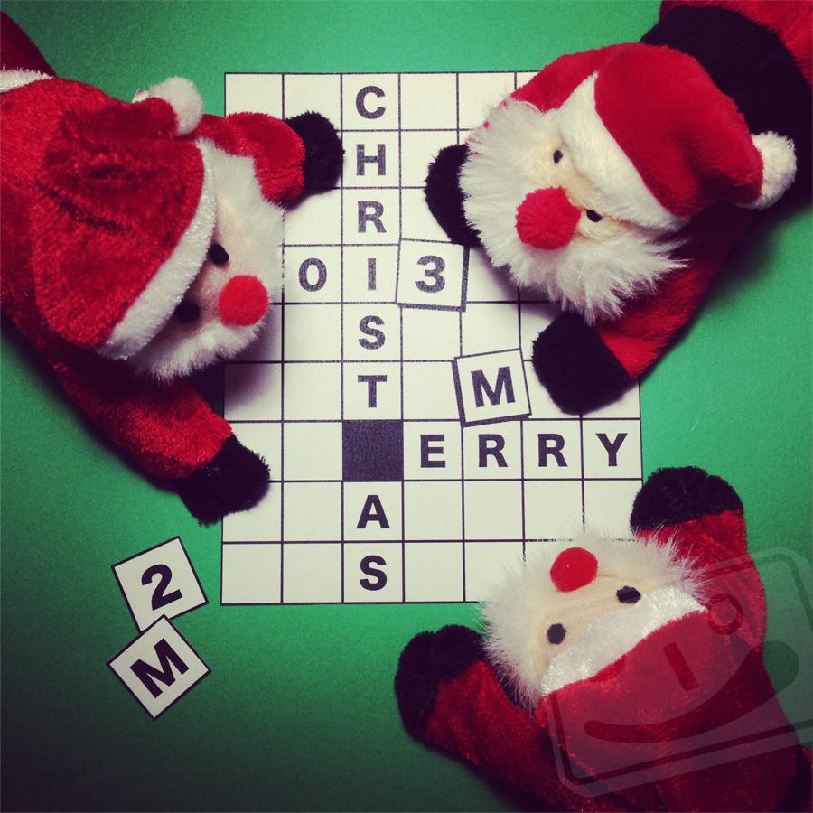 12月21日 クロスワードパズルの日
