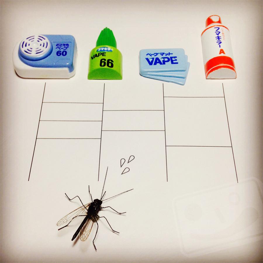 8月20日 蚊の日