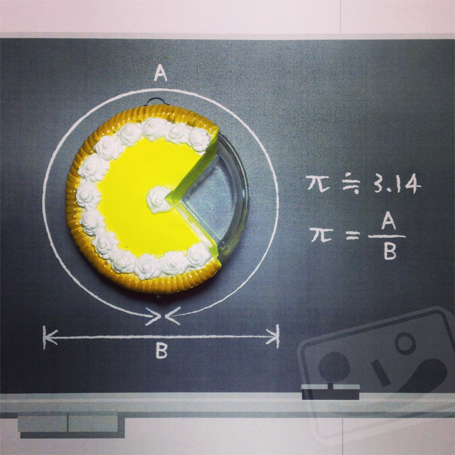 3月14日 円周率πの日
