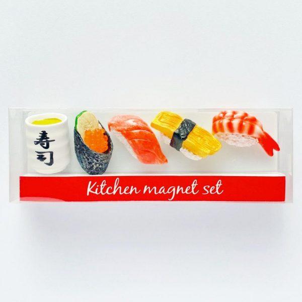 studio CLIPのミニチュア寿司マグネット