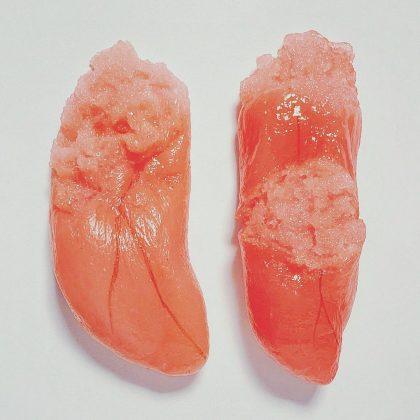 大阪の食品サンプル専門店デザインポケットのたらこのマグネット