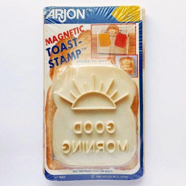 ARJON社の「MAGNETIC TOAST-STAMP」トーストスタンプマグネット